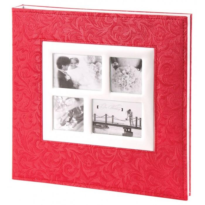 Фотоальбомы и рамки Brauberg Свадебный фотоальбом 20 магнитных листов 30х32 см
