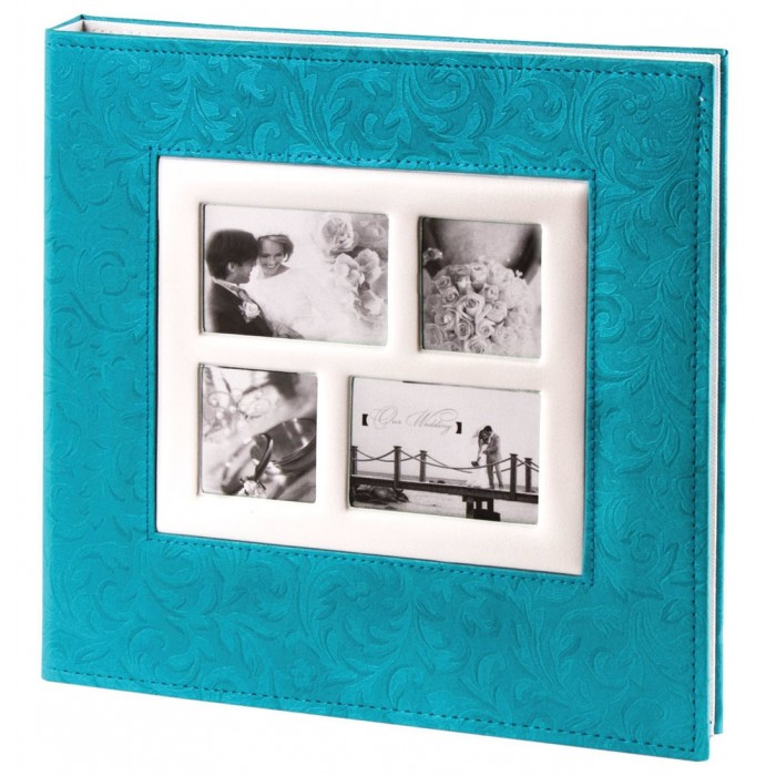 Фото - Фотоальбомы и рамки Brauberg Свадебный фотоальбом 20 магнитных листов 30х32 см фото