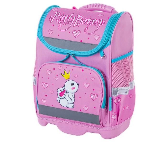 Купить Школьные рюкзаки, Юнландия Wise Ранец Pretty bunny