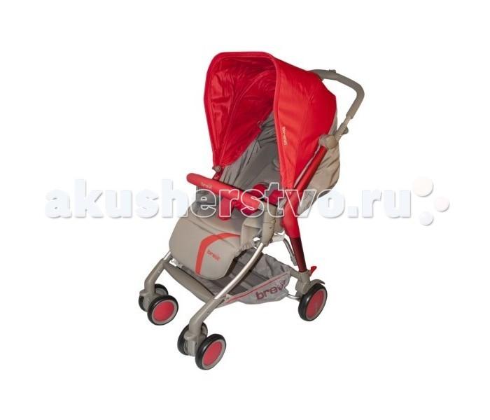 Прогулочная коляска Brevi BoomerangBoomerangПрогулочная коляска Brevi Boomerang - это коляска для первых месяцев жизни Вашего малыша, благодаря мягкому сидению и спинке принимающее полностью лежачее положение. Ваш ребенок может ездить в коляске до достижения веса в 15 кг.  Обратите внимание на супер компактность! В сложенном виде Boomerang достигла рекордных размеров! Это почти половина объема обычной сложенной коляски. Благодаря инновационному механизму сложения, Boomerang может поместиться в самый маленький из самых компактных городских автомобилей. Бумеранг это новая, компактная коляска, которая идеально подходит для родителей, которые живут в городе, а также для путешествий.  Прогулочный блок: для детей с рождения (до 15 кг) спинка опускается до положения лежа  мягкая обивка, очень удобное сиденье удобная ручка для переноски сложенной коляски легко управляемая, даже одной рукой большой капюшон от солнца и дождя с окошком элегантный дизайн капюшон легко снимается, когда в нем нет необходимости 5-ти точечные ремни безопасности регулируемая подножка  съёмный бампер обтянутый тканью внутренняя отделка коляски из хлобчато-бумажной ткани легко снимается и может быть постирана при температуре 30 градусов цельная ручка изогнутой формы для удобства управления.  Колеса: 4 передних поворотных колеса с блокировкой централизованная тормозная система специальные брызговики на задних колесах планочный тормоз с одной стороны. Централизованная система торможения, блокирующая оба задних колеса.  Шасси: легкая алюминиевая рама практичная и просторная корзина для покупок. Выдерживает нагрузку до 2 килограммов механизм складывания книжкой, реализованный через кнопку-замок на ручке.  Размеры: в разложенном виде (вхдxш) 105x52x81 см в сложенном виде (вхдxш) 62x52x39 см.<br>