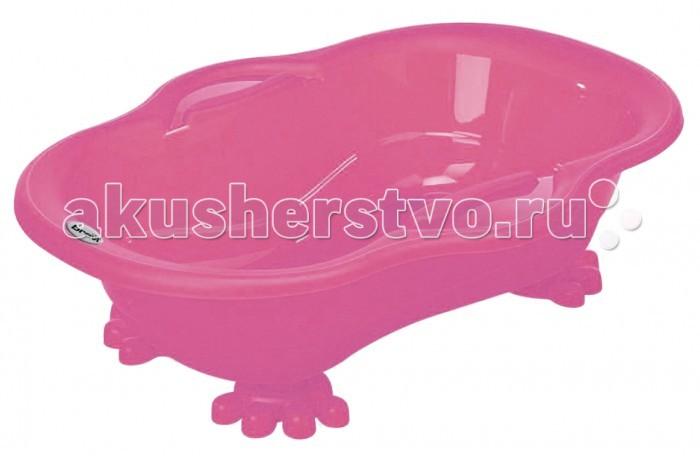 Купание малыша , Детские ванночки Brevi Ванночка Dou Dou арт: 6656 -  Детские ванночки