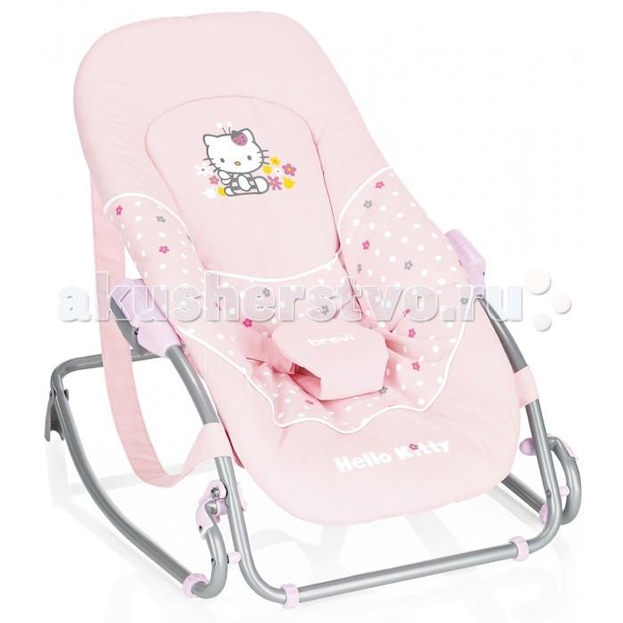 Brevi Кресло-качалка Baby Rocker Hello Kitty