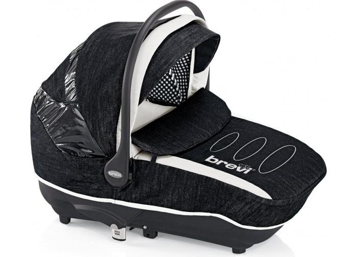 Коляска-люлька Brevi Rider