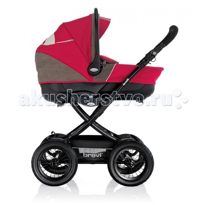 Детские коляски , Коляски-люльки Brevi Rider арт: 19007 -  Коляски-люльки
