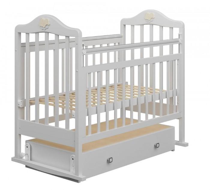 Детская кроватка Briciola 10 маятник универсальный