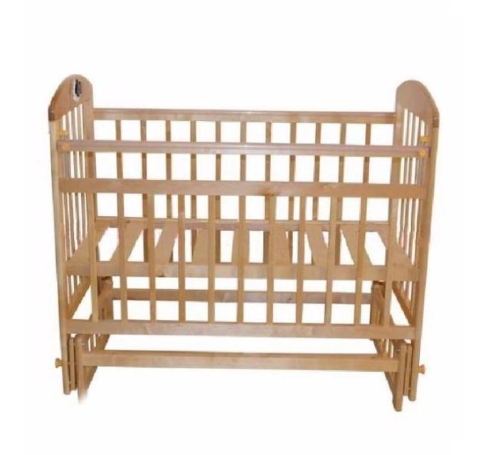 Детская кроватка Briciola 14 маятник поперечный