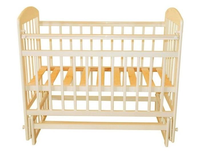 Детская мебель , Детские кроватки Briciola 14 маятник поперечный арт: 344625 -  Детские кроватки