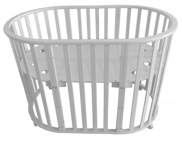 Кроватки-трансформеры Briciola 8 в 1 без маятника