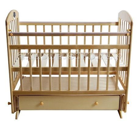 Детская кроватка Briciola - 8 маятник поперечный
