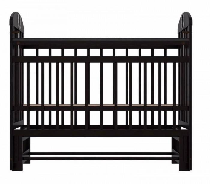Купить со скидкой Детская кроватка Briciola - 9 маятник продольный