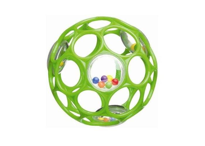 Развивающая игрушка Oball Мячик гремящий