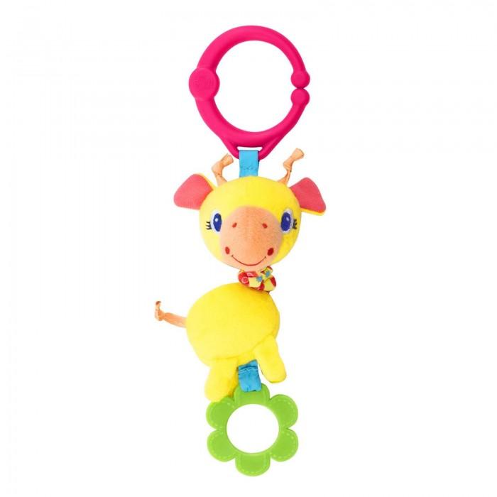 Фото Подвесные игрушки Bright Starts Дрожащий дружок Божьи коровки/Жираф 52073