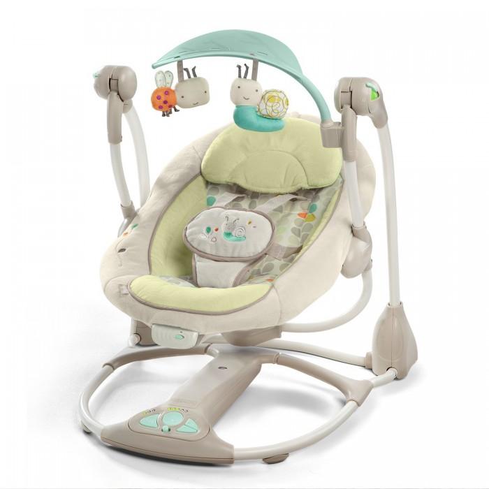 Детская мебель , Электронные качели Bright Starts InGenuity арт: 70241 -  Электронные качели