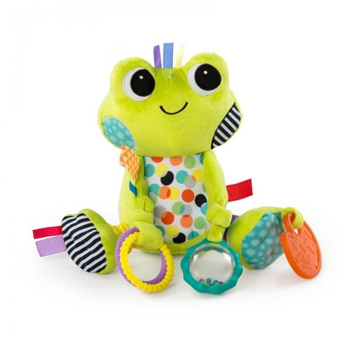 Мягкие игрушки Bright Starts Море удовольствия прорезыватель bright starts динозаврик желтый 52029 2