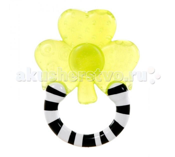 Прорезыватели Bright Starts Полосатое колечко bright starts игрушка прорезыватель полосатое колечко цветок охлаждающий