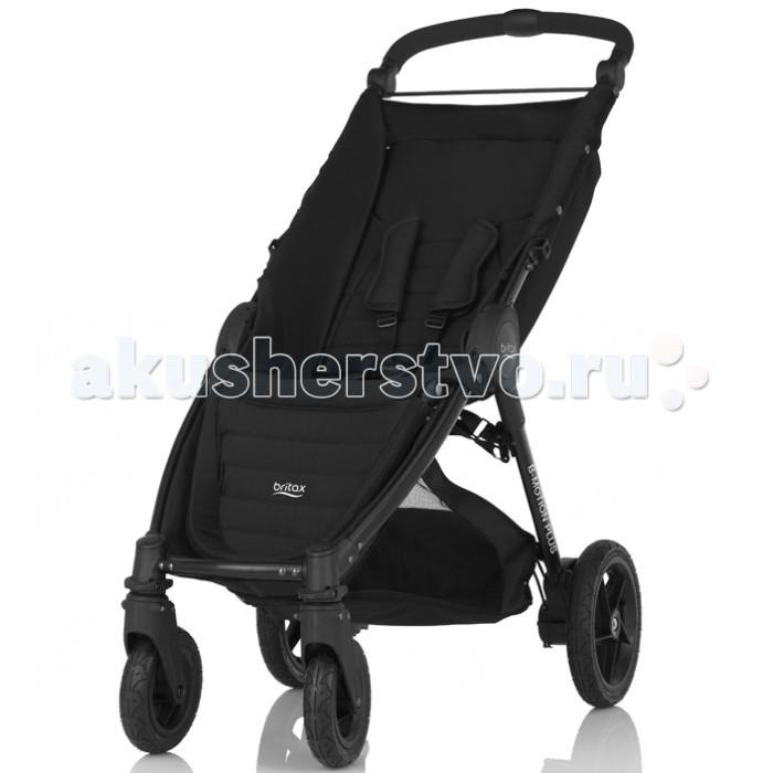 Прогулочные коляски Britax B-Motion 4 Plus, Прогулочные коляски - артикул:565861