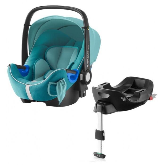 Детские автокресла , Группа 0-0+ (от 0 до 13 кг) Britax Roemer Baby-Safe i-Size с базой Flex арт: 368203 -  Группа 0-0+ (от 0 до 13 кг)