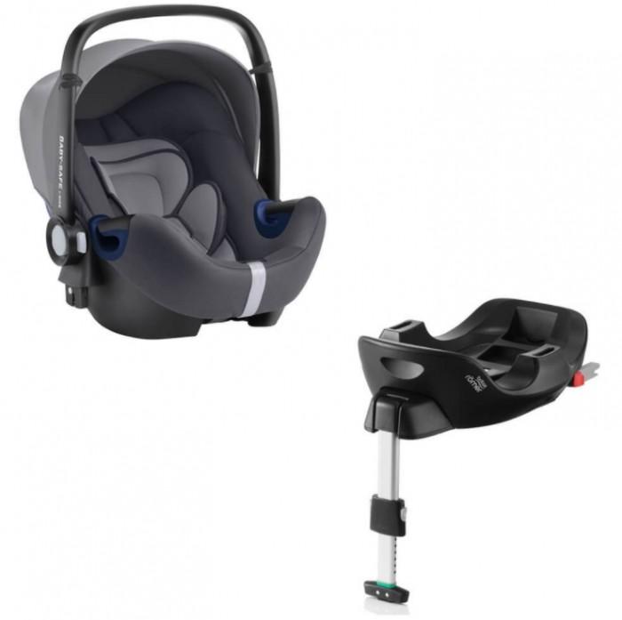 Автокресло Britax Roemer Baby-Safe2 i-size + база