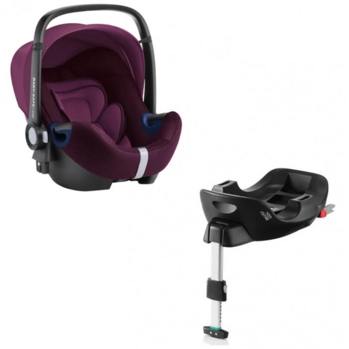 Купить Группа 0-0+ (от 0 до 13 кг), Автокресло Britax Roemer Baby-Safe2 i-size + база