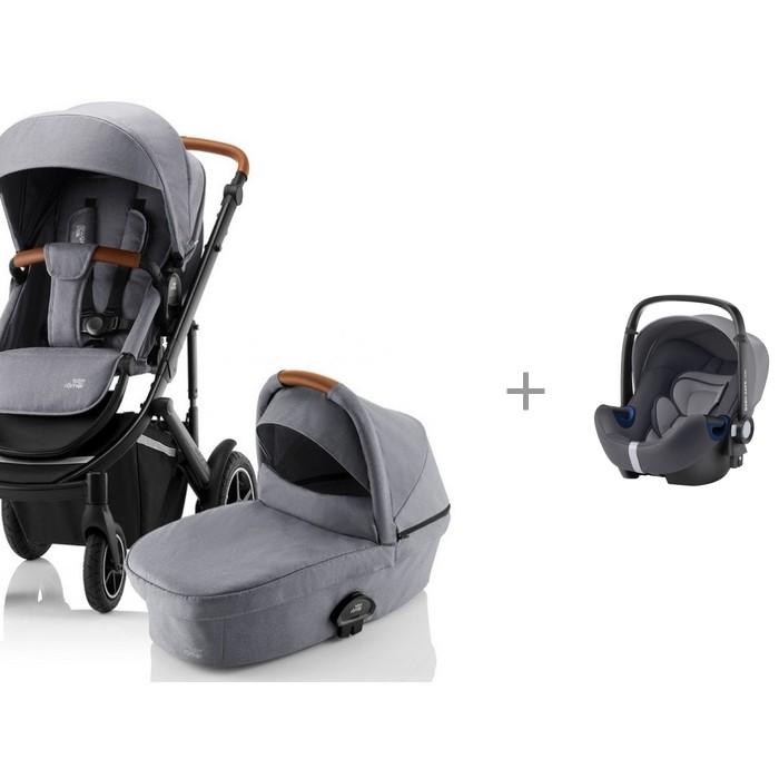 Коляска Britax Roemer Smile III 2 в 1 с автокреслом Baby-Safe2 i-size