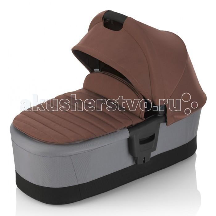 Люлька Britax для коляски Affinity 2для коляски Affinity 2Люлька Britax для коляски Affinity 2. В первые месяцы жизни ребенку необходимо находиться в полностью горизонтальном положении. И специально для новорожденных была разработана данная люлька, которая очень легко и надежно крепится к шасси коляски благодаря системе Click & Go.  Особенности: Большой выбор цветовых вариантов Мягкий матрас и внутренняя для комфорта Вашего ребенка  Цельный жесткий каркас Жесткое дно Обивка - гипоаллергенные ткани Съемные детали легко снять, можно стирать в машине в режиме деликатной стирки Удобный ремень для дополнительной безопасности  Регулируемый капор с солнцезащитным козырьком и ручкой для переноски  Встроенные адаптеры Click & Go для установки на коляску  Накидка для ног на молнии  Вес: 4 кг  Максимальная нагрузка 15 кг Внешние размеры: 28-32x75 см.<br>