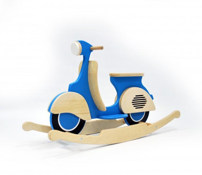 Качалки-игрушки Bruca Мопед купить б у мопед 4 скоросный