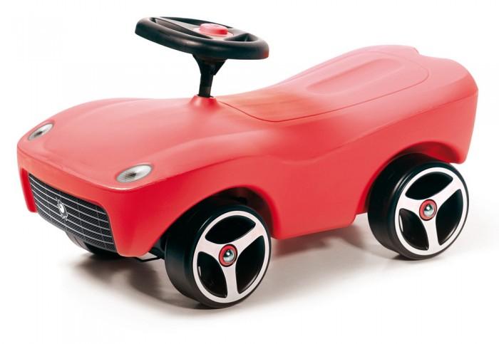 Каталка Brumee SporteeКаталки<br>Каталка Brumee Sportee отличный транспорт для малышей, недавно научившихся ходить. Лёгкая конструкция без острых краёв и углов, большие надёжные колёса, сочные расцветки – продукция Brumee отличается высоким качеством, практичностью и удобством в использовании как для детей, так и для родителей.   Особенности: стильный спортивный автомобиль-каталка для малыша материалы: металл, пластик лёгкая, прочная и стабильная конструкция отсутствие острых углов сводит к минимуму риск случайных царапин и ушибов защита металлических деталей и устойчивость к УФ-излучению – каталка прослужит долго, сохраняя функциональность и яркий внешний вид удобный руль с клаксоном эргономичное сиденье обеспечивает комфортную посадку надёжные колёса на металлических осях в комплект входят наклейки дополнительно можно приобрести прицеп для каталки. Выдерживает вес до 60 кг. Колеса сделаны из высокопрочного пластика, которые не царапают и не оставляют следов на любом покрытии пола В комплект входят два варианта наклеек: фары и глазки Каждая модель оснащена пищалкой Устойчивая стабильная конструкция, не позволяющая ребенку перевернуться