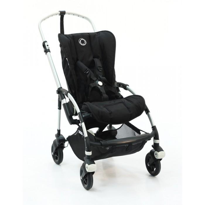 Купить Прогулочные коляски, Прогулочная коляска Bugaboo Bee5 base Шасси без сменного комплекта + вкладыш на сиденье seat fabric