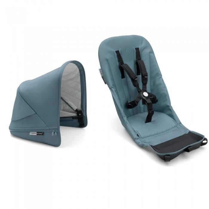 Купить Аксессуары для колясок, Bugaboo Комплект Donkey 2 сменный тканевый duo fabric set complete Track