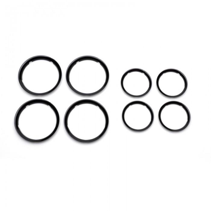 Аксессуары для колясок Bugaboo Светоотражающие накладки на колесные диски Fox wheel caps Stellar