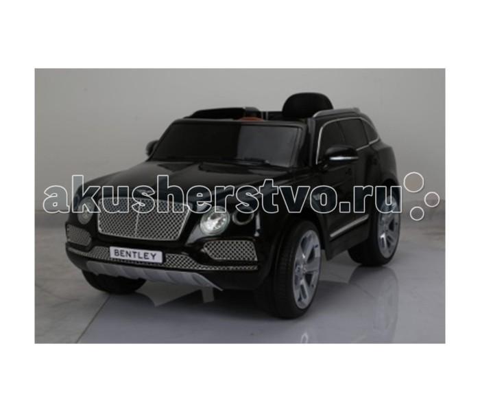 Детский транспорт , Электромобили Bugati Джип Bentley Bentayga арт: 480626 -  Электромобили