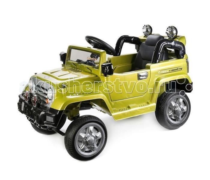 Детский транспорт , Электромобили Bugati Джип Y043-H08118 арт: 362133 -  Электромобили