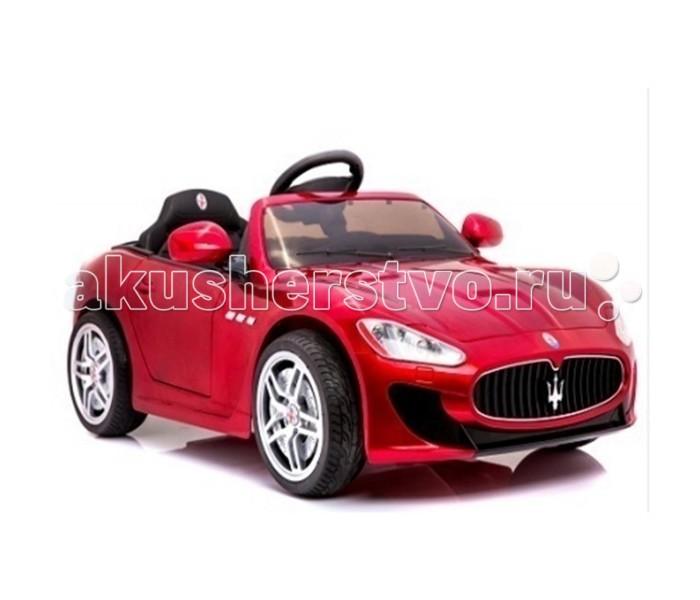Электромобиль Bugati MaseratiMaseratiЭлектромобиль Bugati Maserati  Катаясь на машинке, малыш приобретает навыки вождения, улучшается координация движений. Ребенок становится более внимательным и самостоятельным.  Особенности: - Аккумулятор 12V7AH - Два мотора 35w - Максимальная скорость 3-4 км/ч - Двигается Вперед и Назад - Колеса EVA - Кожаные сидения - Информационный дисплей - Двери открываются - Многофункциональный руль со звуковыми эффектами - Звуковые эффекты (проигрыватель MP3, Регулировка громкости, Возможность подключения USB-флешки) - Пульт Р/у 2.4 ггц  - Габариты 123х72х50 см - Максимальная нагрузка до 35 кг - Возраст от 3 до 8 лет<br>