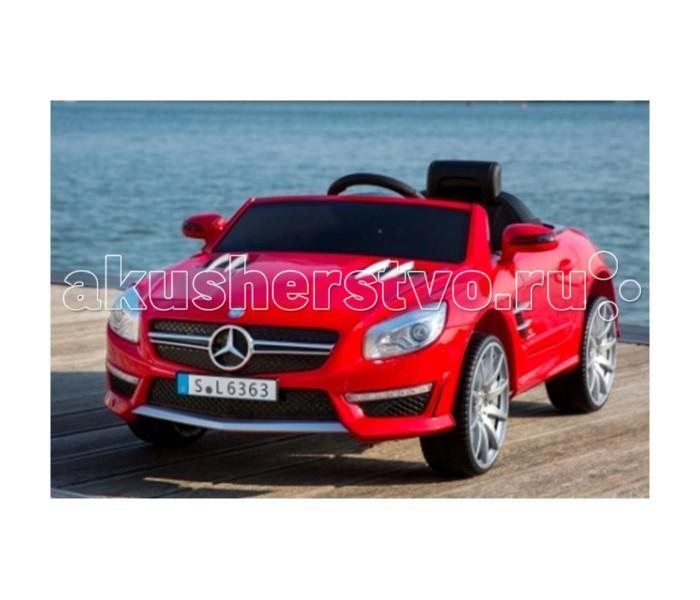 Электромобиль Bugati Mercedes Benz SL63Mercedes Benz SL63Электромобиль Bugati Mercedes Benz SL63  Катаясь на машинке, малыш приобретает навыки вождения, улучшается координация движений. Ребенок становится более внимательным и самостоятельным.  Особенности: - Аккумулятор 12V7AH - Два мотора 30w - Максимальная скорость 3-5 км/ч - Двигается Вперед и Назад. Плавный старт - Колеса EVA - Сиденье кожаное - Звуковые эффекты (проигрыватель MP3, Регулировка громкости, Возможность подключения USB-флешки) - Пульт Р/у 2.4 ггц  - Габариты 118х70х45 см - Максимальная нагрузка до 30 кг - Возраст от 3 до 8 лет<br>