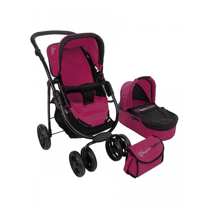 Фото - Коляски для кукол Buggy Boom 9000D коляски для кукол buggy boom инфиниа 8459 2 в 1