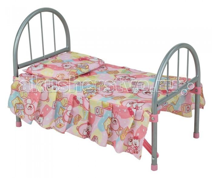 Кроватки для кукол Buggy Boom Loona 8885 игра buggy boom loona кроватка для кукол с балдахином 8895