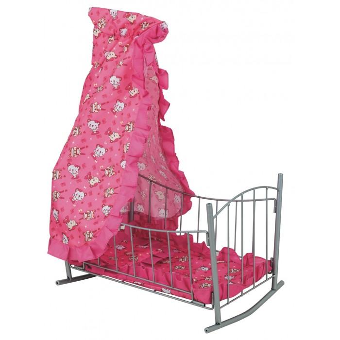 Кроватки для кукол Buggy Boom с балдахином Loona 8889 loona seoul