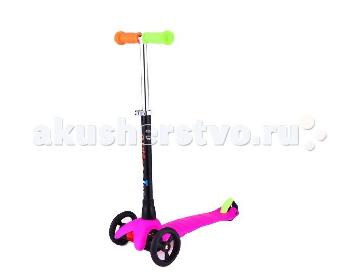 Детский транспорт , Трехколесные самокаты Buggy Boom SKL-09 арт: 533356 -  Трехколесные самокаты