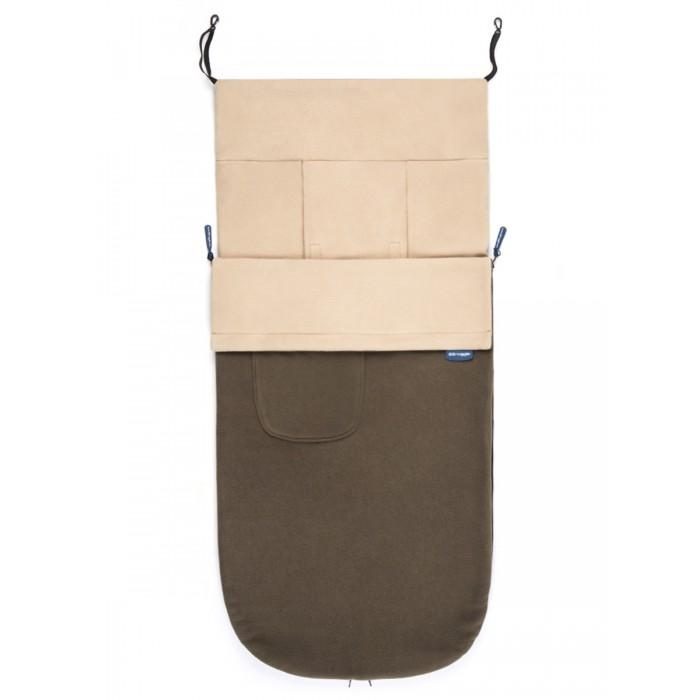 Купить со скидкой BSnuggle Демисезонный конверт Флисовый в коляску