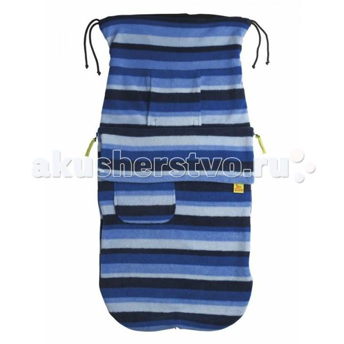 Демисезонный конверт BuggySnuggle Флисовый в коляскуФлисовый в коляскуДемисезонный конверт BuggySnuggle Флисовый в коляску для малышей от рождения до 3-3,5 лет, пока ребенок не перерастет свою коляску.   Для малыша в коляске новорожденного, флисовый конверт Buggysnuggle Plain Black укладывается на дно люльки и используется как демисезонное одеяло. Ребенок полностью закрыт и случайно не скинет одеяло. Верхняя часть конверта быстро открывается, доступ к новорожденному малышу с 4 сторон. Верхняя деталь может быть частично или полностью снята.   Для ребенка с 6 месяцев, когда он меняет коляску на прогулочную, флисовый конверт Buggysnuggle Plain Black используется как демисезонный чехол для ножек. Продуманная конструкция конвертов Buggysnuggle легко позиционируется в коляске с 5-ти точечной системой ремней прогулочной коляски. Плечевые ремни проходят через продольные разрезы, на липучке, а для пахового ремня предусмотрено 2 прорези. Такая конструкция обеспечивает максимальное совпадение выхода ремней и прорезей на конверте.  Основные характеристики: совместим со всеми детскими колясками, легко позиционировать относительно 5-ти точечной системы безопасности коляски продольные прорези для плечевых ремней на липучках, 2 прорези для пахового ремня 2 варианта крепления: завязками на раму (для колясок с нерегулируемой спинкой) или карманом за спинку коляски (регулирование спинки с конвертом) верхняя деталь открывается молниями с 4 сторон и полностью снимается, нижняя может использоваться как матрасик нижние молнии открываются, чтоб оставить грязную обувь наружи каждая деталь (верхняя и нижняя) состоят из 2-х слоев высококачественной ткани карман для детских принадлежностей на верхней части для детей от рождения до 3-3,5 лет, пока ребенок не перерастет свою коляску большой размер конверта: длина 100 см, ширина 46 см простота в уходе, стирка в бережном режиме при t=40°, быстро сохнет, не требует глажки.  Демисезонный от +20° до -8° с учетом одежды по сезону<br>