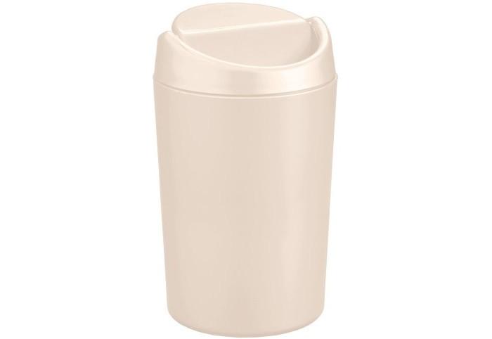 Хозяйственные товары Бытпласт Контейнер для мусора 1.25 л контейнер пластиковый для мусора ese 120 л желтый