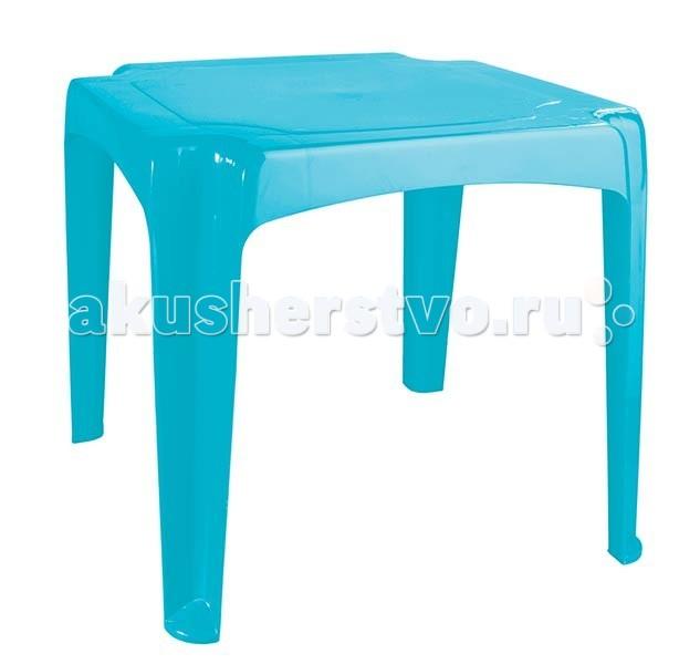 Пластиковая мебель Бытпласт Стол детский 52х52х47.5 (4313230) детский стол
