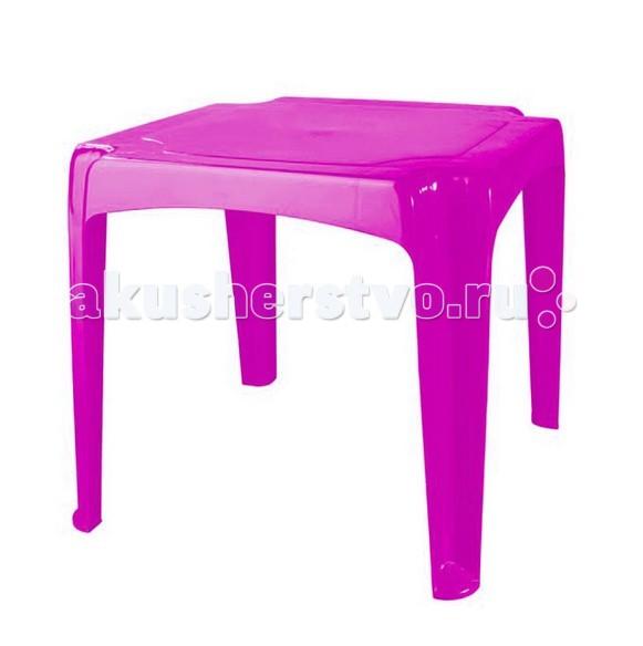 Пластиковая мебель Бытпласт Стол детский 52х52х47.5 (4313230)
