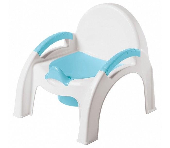 Горшки Бытпласт стульчик 926347/4313267 горшки бытпласт ёжик детский