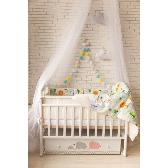Детская кроватка ByTwinz Мэри