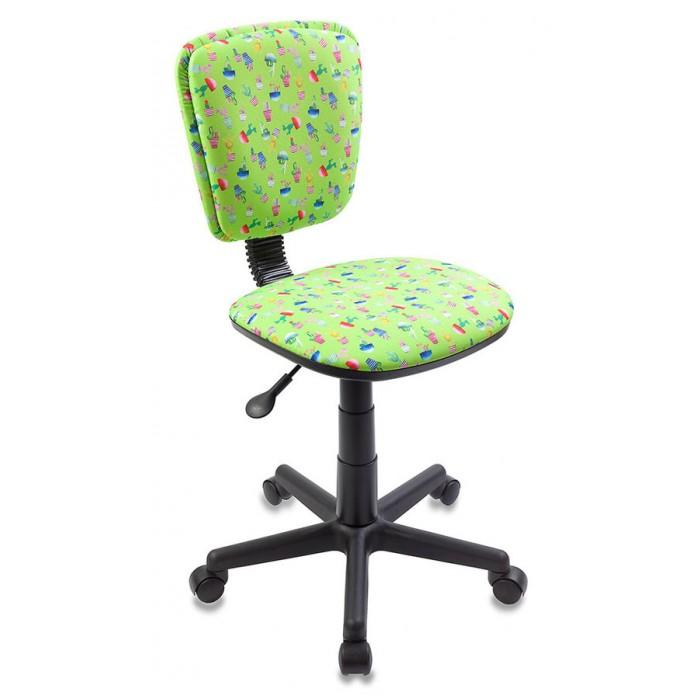 Кресла и стулья Бюрократ Детское кресло CH-204NX/CACTUS-GN