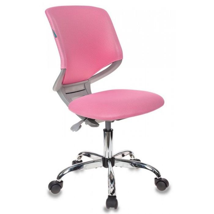 Детские столы и стулья Бюрократ Детское кресло без подлокотников (хром)