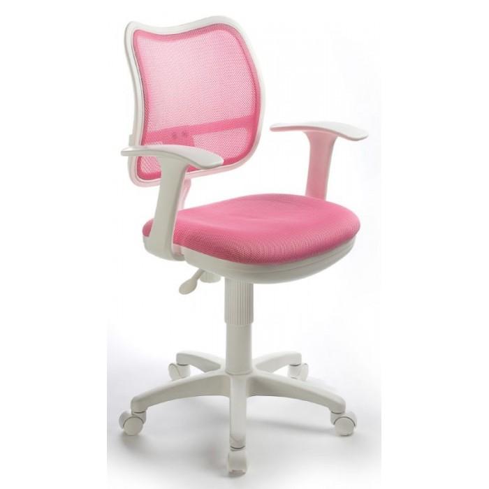 Купить Кресла и стулья, Бюрократ Детское кресло с механизмом качания (спина сетка)