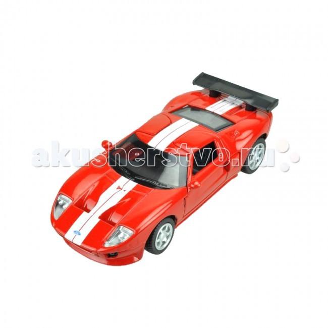 Машины Cai Po (MSZ) Машинка инерционная Форд 1:40 форд транзит локеры задние