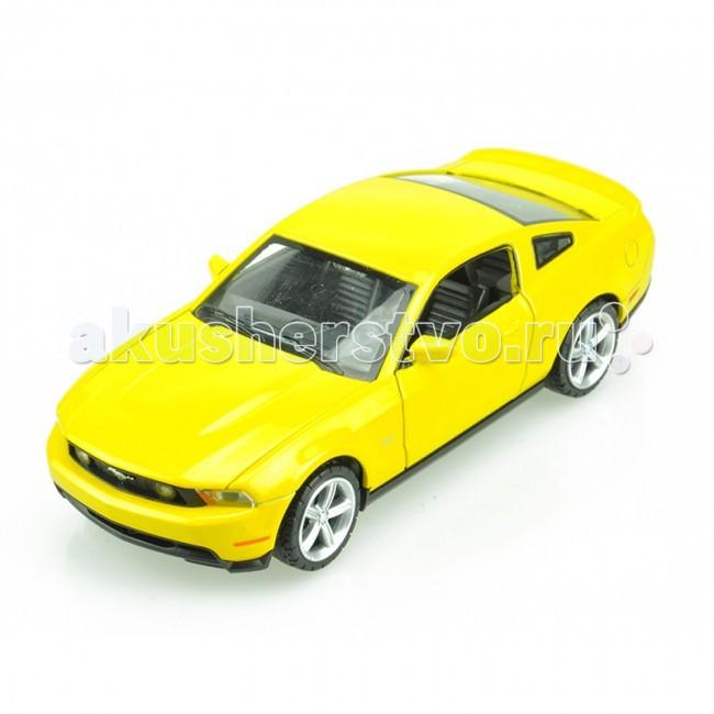 Машины Cai Po (MSZ) Машинка инерционная Форд Мустанг 1:32